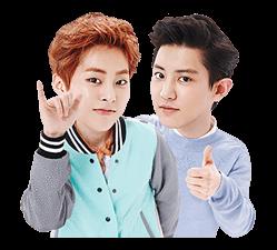 EXO Special Edition Sticker 36