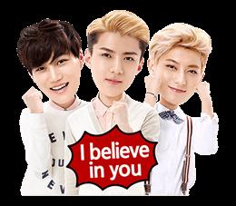 EXO Special Edition Sticker 38