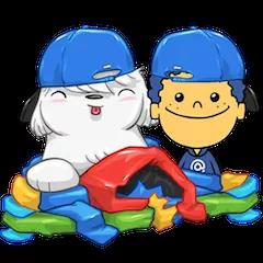 Friendship Sticker 15