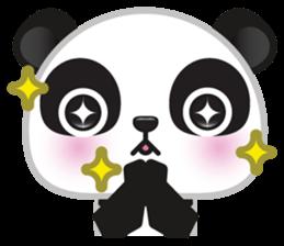 Go-Go Panda Sticker 2