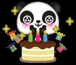 Go-Go Panda Sticker 3