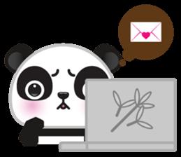 Go-Go Panda Sticker 4