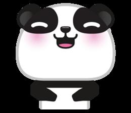 Go-Go Panda Sticker 6