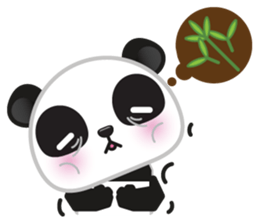 Go-Go Panda Sticker 9