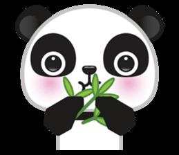 Go-Go Panda naljepnica