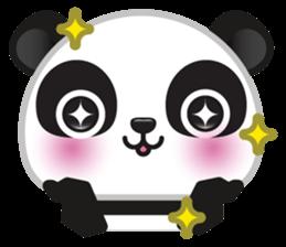 Go-Go Panda Sticker 11