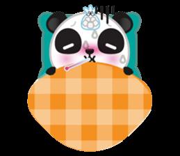 Go-Go Panda Sticker 12