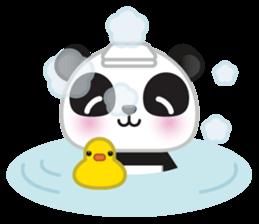 Go-Go Panda Sticker 13