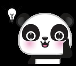 Go-Go Panda Sticker 14