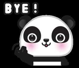 Go-Go Panda Sticker 15