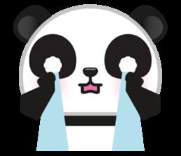 Go-Go Panda Sticker 16