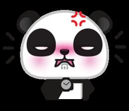 Go-Go Panda Sticker 17