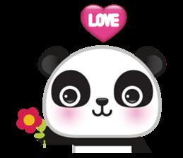 Go-Go Panda Sticker 19