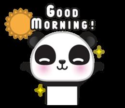Go-Go Panda Sticker 21