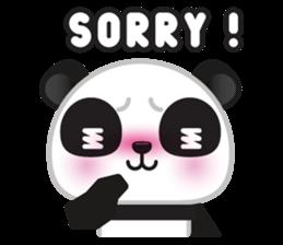 Go-Go Panda Sticker 24