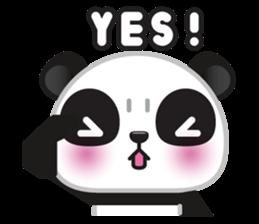 Go-Go Panda Sticker 26