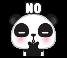 Go-Go Panda Sticker 27