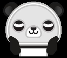 Go-Go Panda Sticker 30