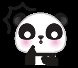 Go-Go Panda Sticker 34
