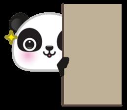 Go-Go Panda Sticker 35