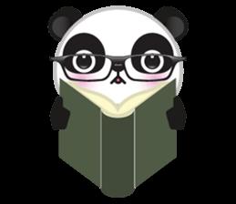 Go-Go Panda Sticker 36