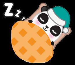 Go-Go Panda Sticker 37