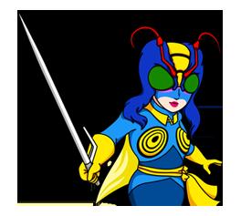 Masked Rider Sticker 14