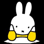 Miffy autocolant 3