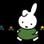 Miffy autocolant 4