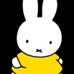 Miffy autocolant 5