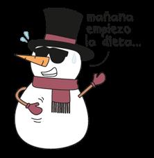 Moderna De Pueblo Christmas Edition Sticker 3