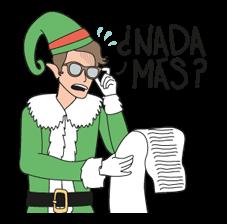 Moderna De Pueblo Christmas Edition Sticker 8