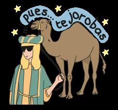 Moderna De Pueblo Christmas Edition Sticker 14