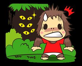 OrangUtan Sticker 14