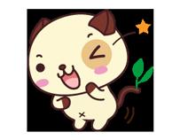 Panda Pas naljepnica 1