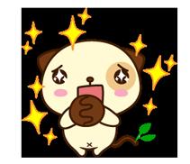Panda Pas naljepnica 4