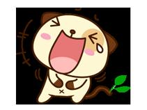 Panda Pas naljepnica 6