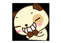 Panda Pas naljepnica 14