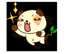 Panda Pas naljepnica 15