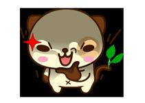 Panda Pas naljepnica 17