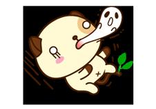 Panda Pas naljepnica 21