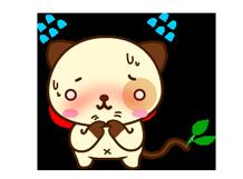 Panda Pas naljepnica 22