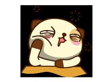 Panda Pas naljepnica 23