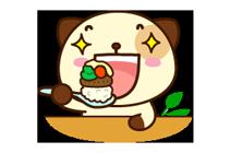 Panda Pas naljepnica 34