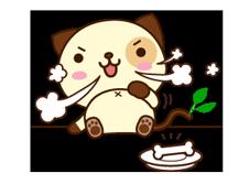 Panda Pas naljepnica 35