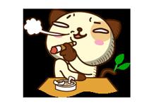Panda Pas naljepnica 40