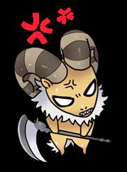 Ragnarok Sticker 11
