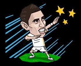 Real Madrid FC Sticker 28