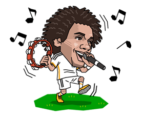 Real Madrid FC Sticker 33