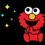 Sesame Street สุขสันต์วันสติ๊กเกอร์ 28
